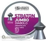 Пульки JSB Diabolo Straton Jumbo кал. 5,5 мм 1,030 г.