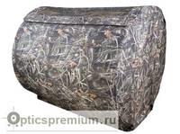 Трёхместная засидка Beavertail валок на гуся Haybale Outfitter Blind, камуфляж Advantage® MAX-4