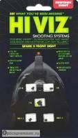 Мушка HiViz SPARK II front sight зеленая универсальная
