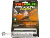 Мушка Truglo TG103UG зеленая, самоклеющаяся 1.5мм