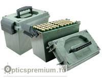 Кейс MTM для 100 патронов 12 калибра SD-100-12-09