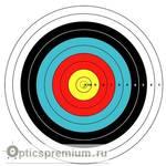 Мишень лучная 10 колец , диаметр 40 см (100 шт/уп)