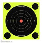 Мишень бумажная Birchwood Shoot NC® Bulls-eye Target 200мм 6шт