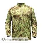 Куртка Kryptek Valhalla с молнией и длинными рукавами (Mandrake)