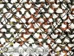 Маскировочная сеть Nitex Пейзаж Профи Germany 3D GER-3П (на сетевой основе)