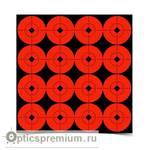Набор мишеней для тиров Birchwood Target Spots® 2,5см