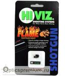 Мушка HiViz Flame Sight зеленая универсальная