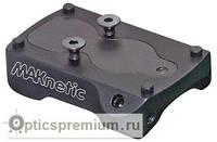 Быстросъемный кронштейн MAKnetic для установки прицела DocterSight на карабин Merkel KR-1