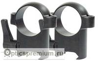 Быстросъемные кольца Burris Zee quick на 26 мм (раздельные) на Weaver высокие