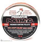 Пульки JSB Predator Polymag кал. 6.35 мм 26 гранн