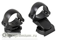 Поворотный кронштейн MAK на раздельных основаниях на Steyr Classic SBS кольца 30 мм
