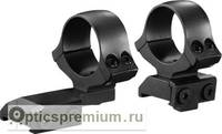 Раздельные кольца Kozap CZ550 с выносом D30 мм (No.13) BH14.8