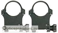 Раздельные кольца Apel EAW на Weaver 30 мм