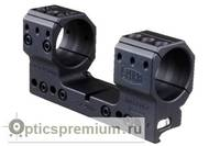 Тактический кронштейн Spuhr D34мм для установки на Picatinny, наклон 3MIL/10.3MOA (H38мм)