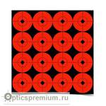 Набор мишеней для тиров Birchwood Target Spots® 3,8см