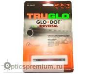 Мушка Truglo TG90 универсальная, красная, винтовая 1,5мм