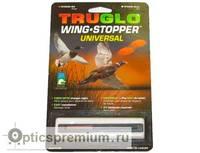 Мушка Truglo TG103UR красная, самоклеющаяся 1.5мм