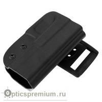 Кобура для Glock 17 пластиковая с поясным креплением (Модель №25)