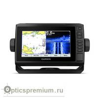 Картплоттер-эхолот Garmin Echomap Plus 72sv с трансдьюсером GT52