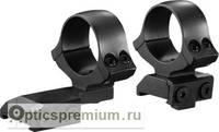 Раздельные кольца Kozap CZ550 с выносом D26 мм (No.13) BH17.8
