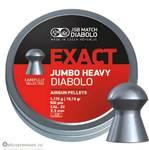 Пульки JSB Exact Jumbo Heavy кал. 5.52 мм 1,175 г.