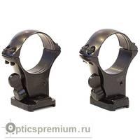 Быстросъемные кольца MAK 26 мм с базами на Tikka T3