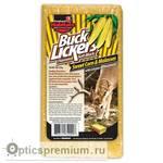 Соль-лизунец Buck Lickers со вкусовой добавкой Сладкая кукуруза и паточная трава, 1,8 кг