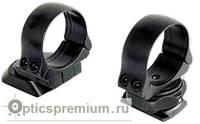 Поворотный кронштейн MAK на раздельных основаниях на CZ-527, кольца 26мм
