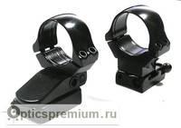 Быстросъемный поворотный кронштейн Apel EAW на Benelli Argo кольца 26 мм