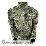 Водолазка Sitka Core Hvy Wt Zip T Optifade Ground Forest