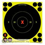 Мишень бумажная Birchwood Shoot NC® X-Bulls-eye Target 150мм