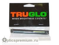 Мушка Truglo TG945R ширина планки 6,35мм, самоклеющаяся, зелёная, 1,5мм