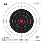 Мишень бумажная Birchwood Bulls-eye Paper Target 300мм
