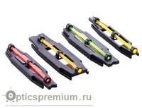 Мушка Truglo TG90X набор из 4х разноцветных магнитных мушек 1,5мм