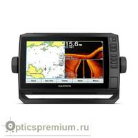 Картплоттер-эхолот Garmin Echomap Plus 92sv с трансдьюсером GT52