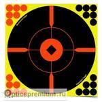 Мишень бумажная Birchwood Shoot NC® Bulls-eye BMW 200 мм