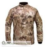 Куртка Kryptek Valhalla 2 LS ZIP с молнией и длинными рукавами (highlander)