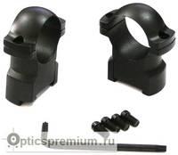 Кольца Leupold RM 25,4 мм на CZ 550, высокие, матовые
