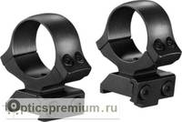 Раздельные кольца Kozap CZ550 Classic D26 мм (No.12) BH14.8