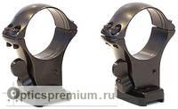 Быстросъемный кронштейн на раздельных основаниях MAK на Remington 7400 на 30 мм