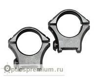 Небыстросъемные раздельные кольца Tikka T3/Sako TRG Optilock SS, 30 мм, BH=10 мм