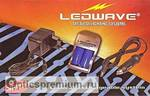 Зарядное устройство Ledwave для аккумуляторов типа CR123 от сети 220 В
