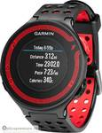 Спортивный GPS навигатор Garmin Forerunner 220 Black & Red, HRM-3 пульсометр